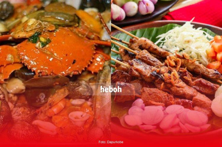 Kuliner Malam Kaki Lima Bandung yang Wajib Dicoba!