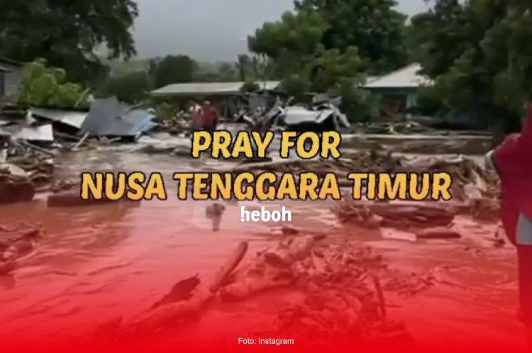 Update Banjir Bandang NTT : Korban Terus Bertambah