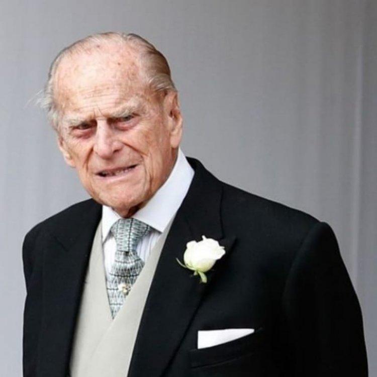 Kabar Duka! Pangeran Philip Meninggal Dunia