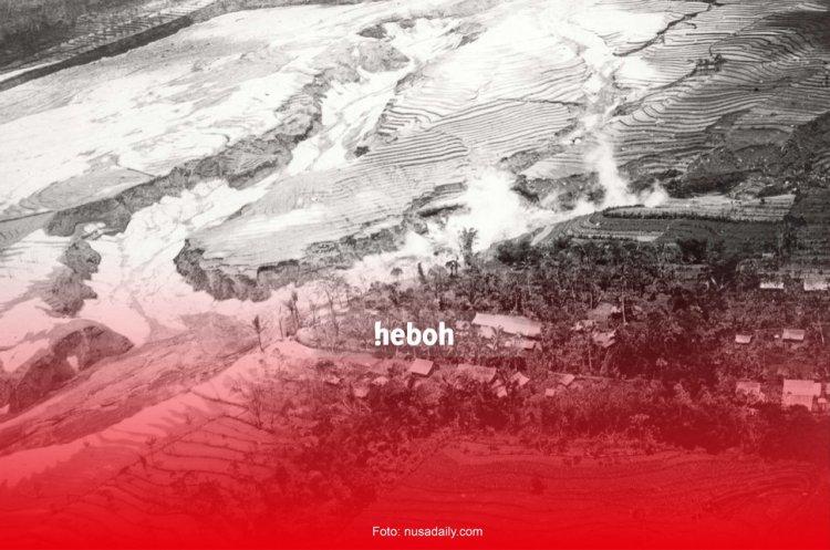 7 Misteri Gunung Merapi Yang Ada Di Indonesia
