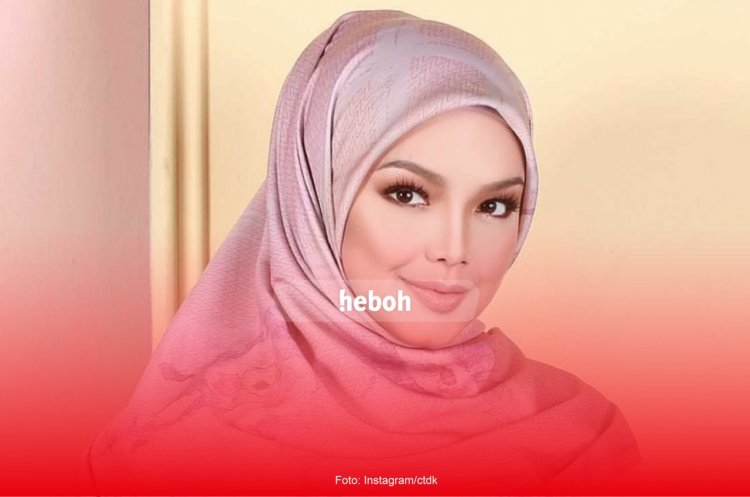 Perjalanan Bayi Tabung Kedua Siti Nurhaliza Hingga Melahirkan Anak Keduanya