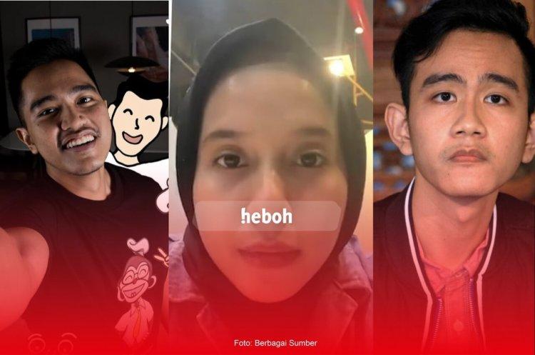 Kaesang Pangarep dan Nadya Arifta Mesra, Netizen Serang Gibran Rakabuming