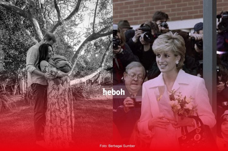 "Pangeran Harry dan Meghan Markle Gunakan Nama ""Diana"" untuk Nama Putri Kedua"