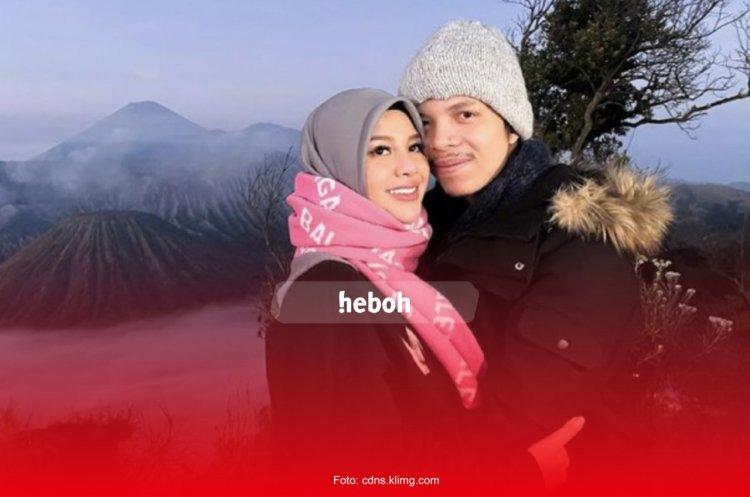 Honeymoon Jilid 2, Atta Halilintas dan Aurel Hermansyah Liburan ke Gunung Bromo
