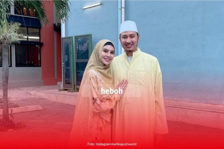 Kartika Putri Akui Pernah Uji Kesabaran Habib Usman bin Yahya