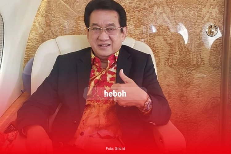 Setelah Istri, Anwar Fuady Kini Harus Melepas Kepergian Putra Tercinta