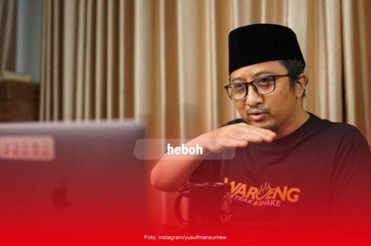 Ustaz Yusuf Mansur Masuk Rumah Sakit, Banyak Orang Siap Donorkan Darahnya