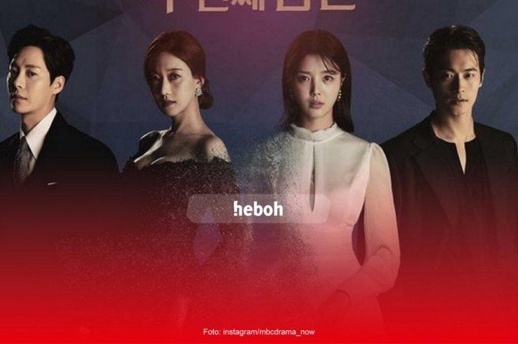 Deretan Drama Korea yang Tayang Agustus 2021