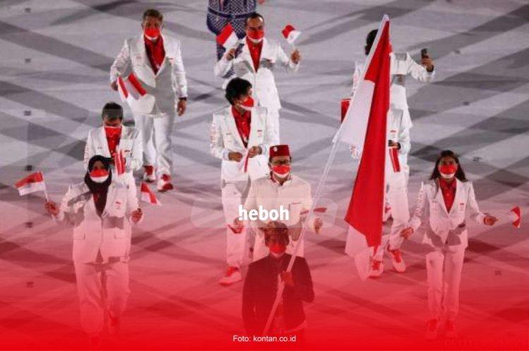Tiga Medali Indonesia di Olimpiade Tokyo 2020