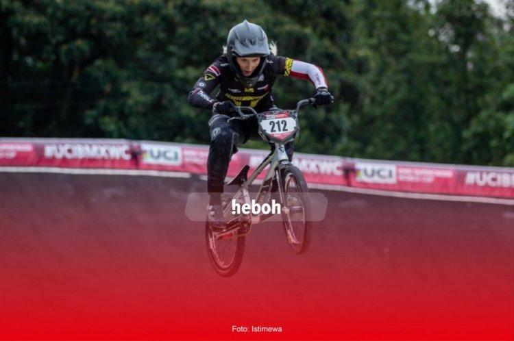 Produk Lokal Mendunia! Sepeda Buatan Gresik Dipakai Dua Atlet Eropa di Olimpiade Tokyo 2020