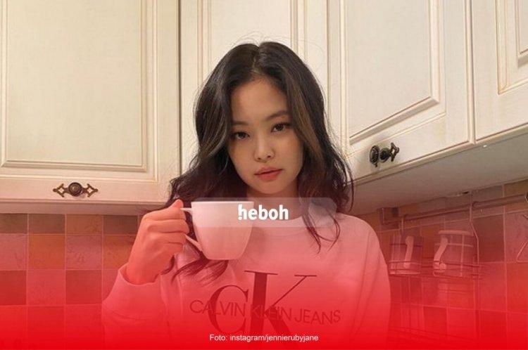Jennie BLACKPINK Beri Dukungan pada Atlet Renang Korea Selatan