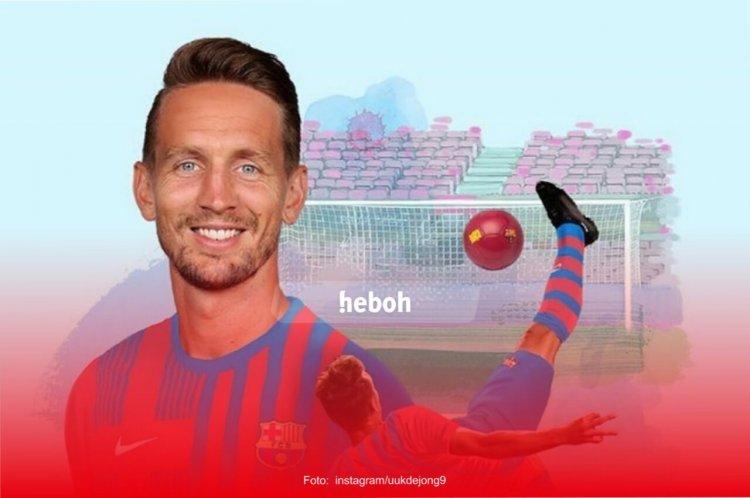 Akhirnya Barcelona Resmi Datangkan Striker Luuk De Jong!