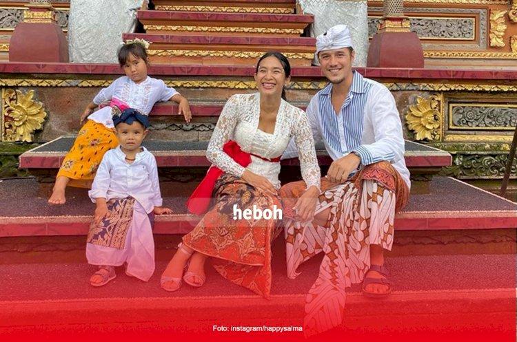 Hari Raya Nyepi, Berikut Artis Indonesia yang Merayakannya