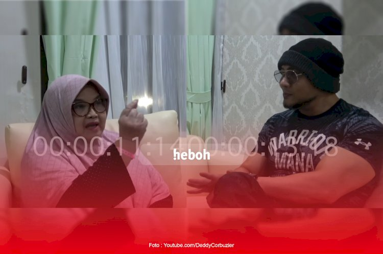 Deddy Corbuzier Klarifikasi Terkait Wawancaranya dengan Siti Fadilah