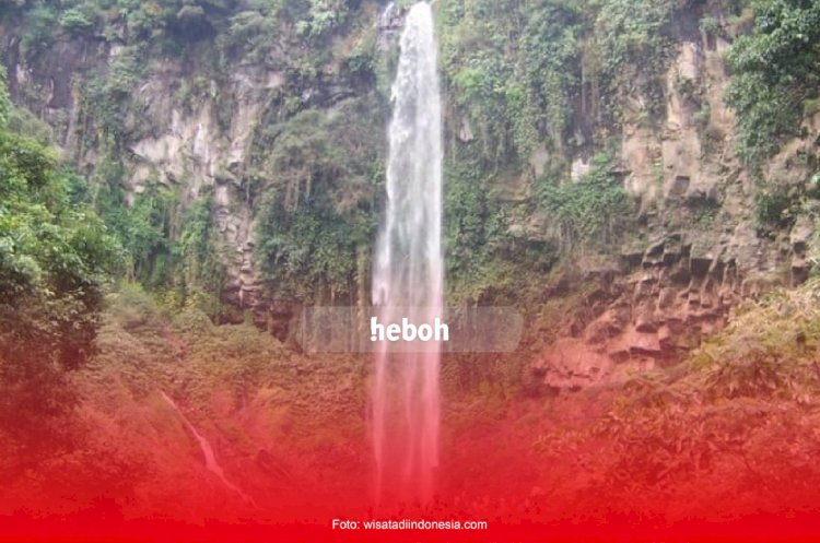 Begini Indahnya Air Terjun Tawangmangu Yang Dirindukan Traveller Heboh Interactivity Digital Media