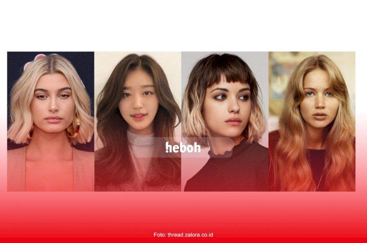 Rekomendasi Model Rambut untuk Bentuk Wajah-mu!