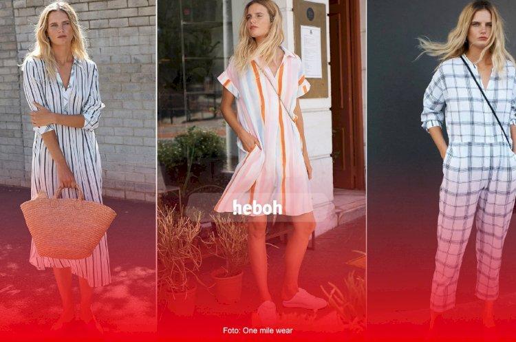 Trend Fashion One-Miles Wear untuk Hadapi New Normal