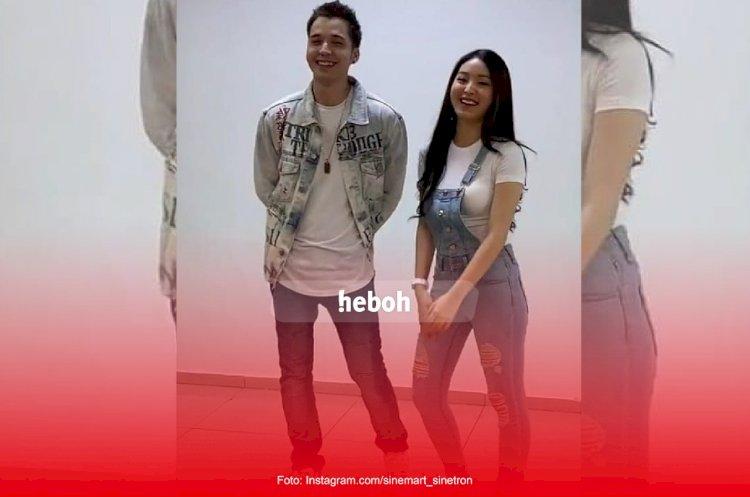 Celine Evangelista Dukung Stefan William dan Natasha Wilona Main Sinetron Bareng Lagi