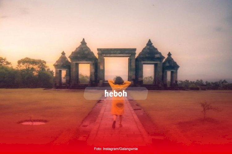 Candi-Candi di Indonesia dan Cerita Misteriusnya.
