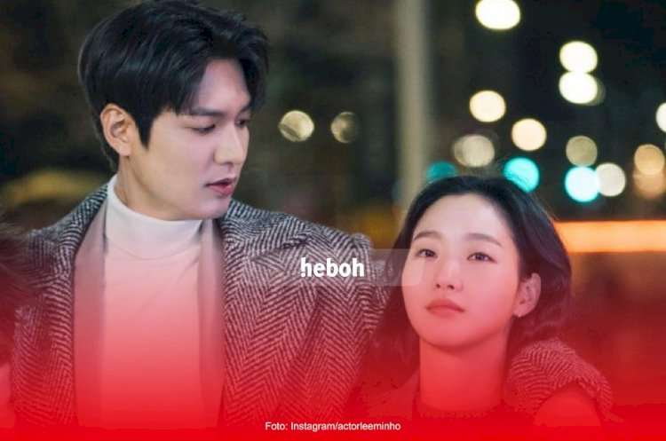 Kim Go Eun Ulang Tahun, Lee Min Ho Banjir Ucapan Selamat