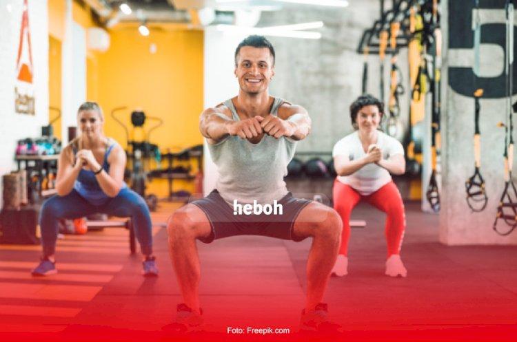 Potret Pola Hidup Sehat ala Seleb Indonesia, Nomor 3 Body Goals Banget