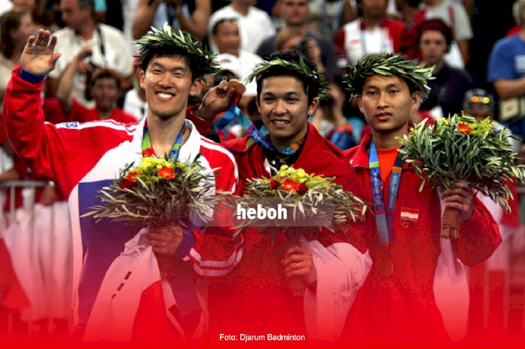 Bulutangkis: Andalan dan Kebanggan Indonesia di Olimpiade