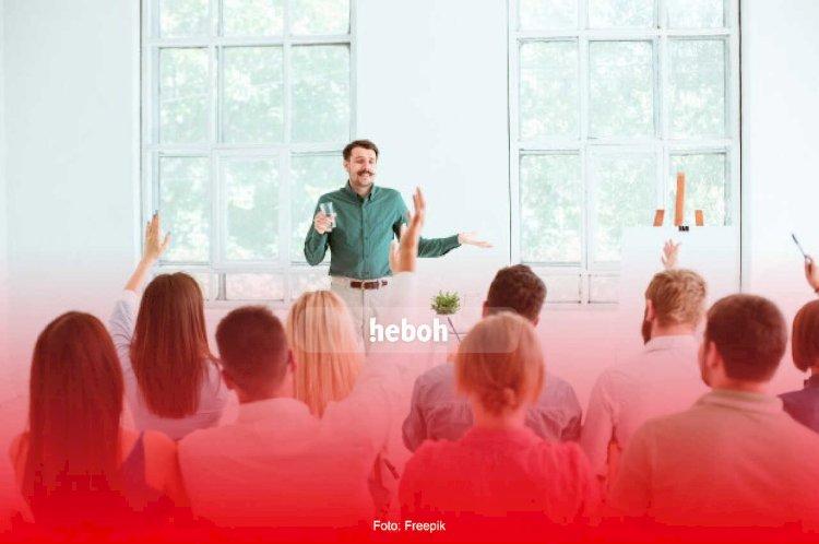 Yuk Simak, Tips Agar Pede Bicara di Depan Umum