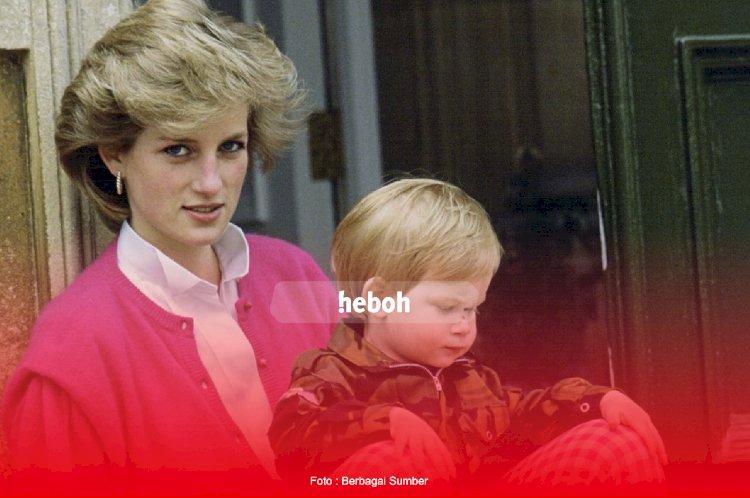 Terungkap! Putri Diana Pernah Kubur Bayi di Istana Kensington
