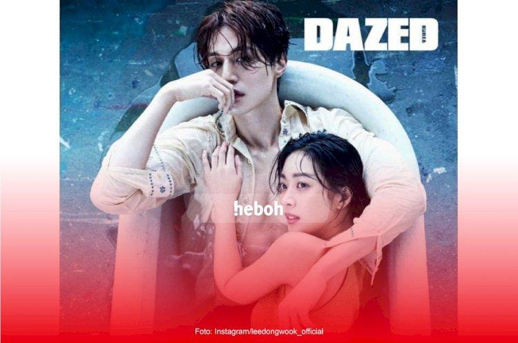 Potret Romantis Lee Dong Wook dan Jo Bo Ah. Bikin Enggak Sabar Nonton