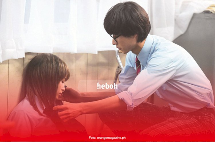 5 Film Jepang yang Bikin Baper Penontonnya, Romantis Abis!