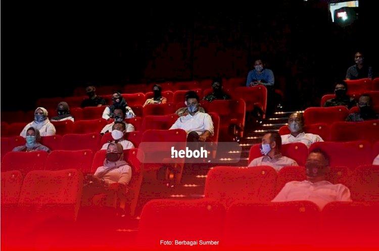 Bioskop di Jakarta Akan Segera Dibuka, Ini Dia Peraturannya!