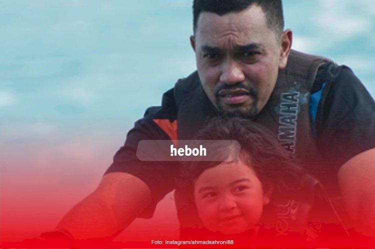 Perjuangan Crazy Rich Tanjung Priok, Ahmad Sahroni Sebelum Sukses.