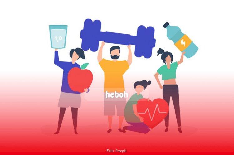 Pola Hidup Sehat yang Bisa Kamu Lakukan