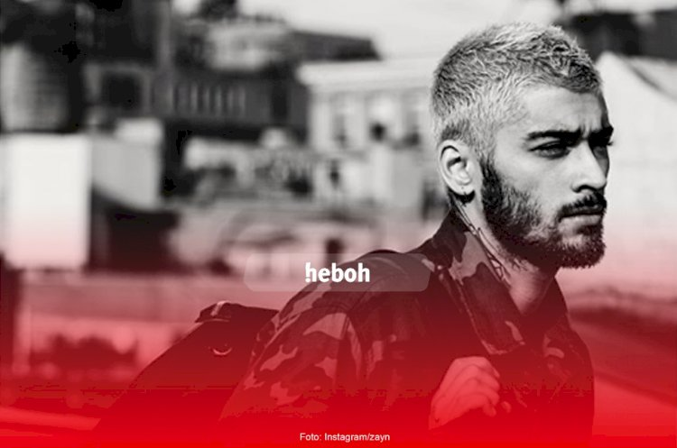Zayn Malik Tulis Masyaallah di Twitter, Netizen Heboh