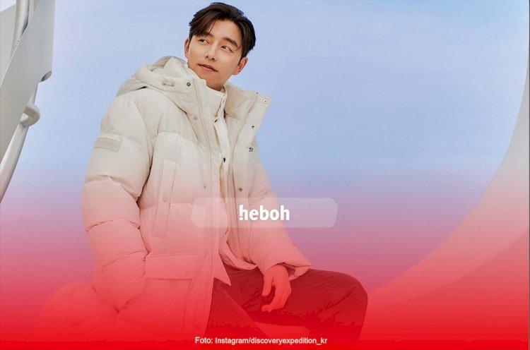 Reaksi Gong Yoo Disebut Lisa BLACKPINK Sebagai Tipe Pria Ideal