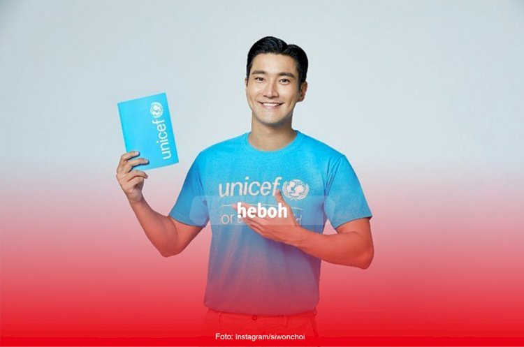 Siwon Super Junior Ungkap Rindu kepada Penggemar Pakai Bahasa Indonesia