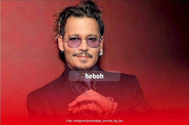 Nasib Malang Johnny Deep Pasca Menikah dengan Amber Heard