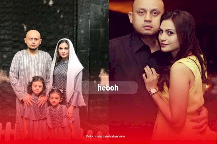 Gugat Cerai, Asha Shara Sudah Pisah Ranjang dengan Suami