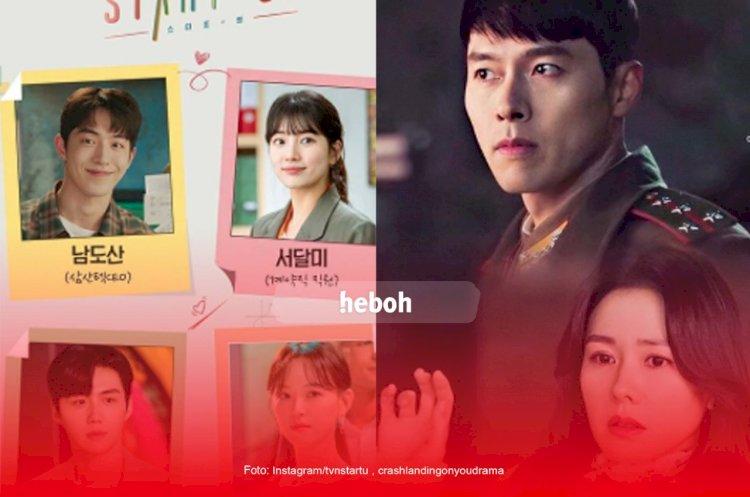 Drama Korea yang Populer di Indonesia Sepanjang Tahun 2020