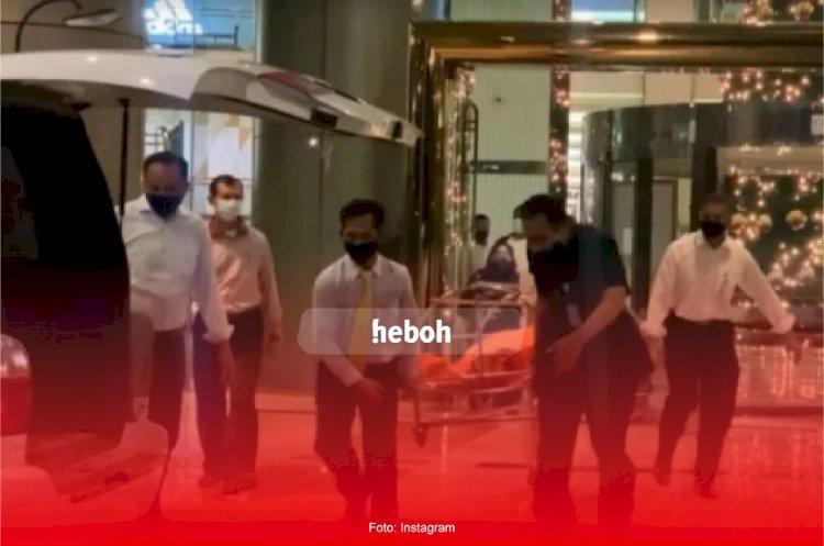 Diduga Bunuh Diri, Seorang Perempuan Melompat dari Lantai 4 Mall Taman Anggrek!