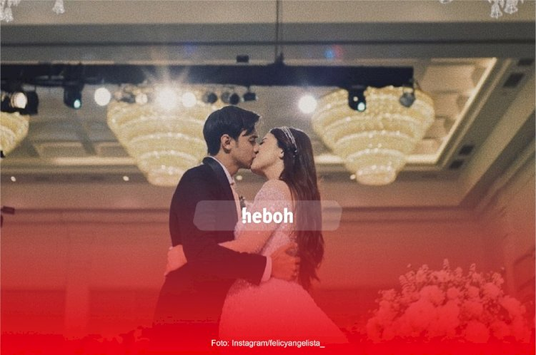 Alasan Caesar Hito dan Felicya Angelista Tidak Pernah Ciuman Selama 8 Tahun Pacaran!