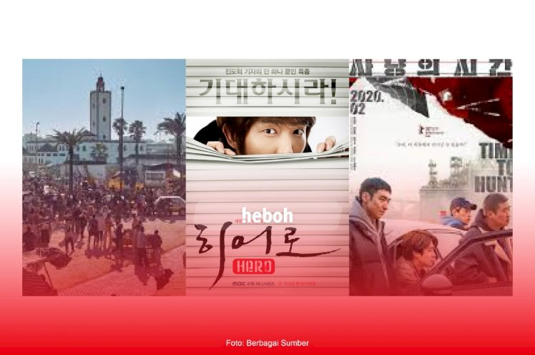 10 Rekomendasi Film Korea Terbaik Tahun 2021 yang Wajib Ditonton