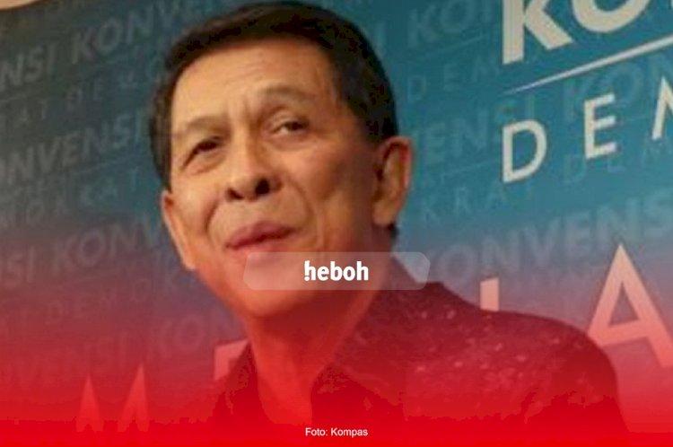 Dubes RI untuk Filipina, Sinyo Harry Sarundajang Tutup Usia