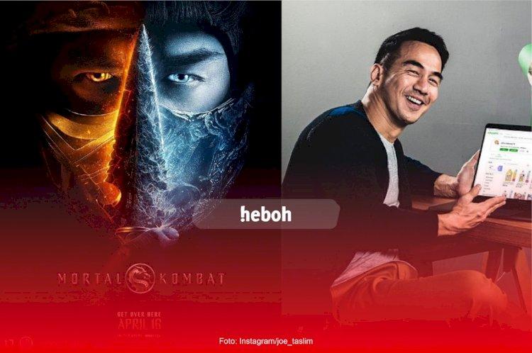 Keren! Aksi Joe Taslim di Trailer 'Mortal Kombat'